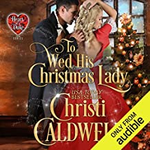 To Wed His Christmas Lady