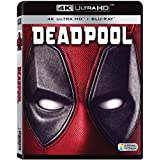 Deadpool Blu-ray 4K UHD [Blu-ray]