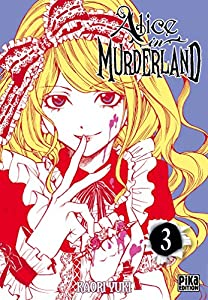 Alice in Murderland Edition simple Tome 3