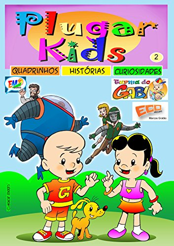 Plugar Kids 02 (Portuguese Edition) por Moacir Torres