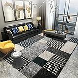 & Teppich Supermarkt Moderne geometrische Teppiche Komfortable geschnitzte geschnitzte Teppiche Wohnzimmer Schlafzimmer Volle Shop Nachttisch Matratze Nordic Haushalt rechteckigen Teppich Bodenmatte