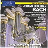 Johann Sebastion Bach: Ton Koopman, Orgel (UK Import)