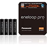 PANASONIC ENELOOP Pro R03/AAA 930MAH, 4 PCS, Sliding Pack