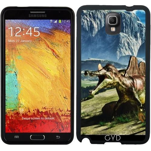 SilikonHülle für Samsung Galaxy Note 3 (SM-N9005) - Ichthyovenator by Gatterwe Fossil Samsung Galaxy Note 3 Fall