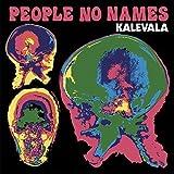 Kalevala: People No Names [Yellow] [Vinyl LP] (Vinyl)