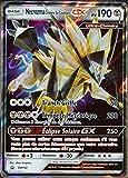 Pokemon Company International carte Pokémon SM102 Necrozma Crinière du Couchant-GX 190 PV Promo