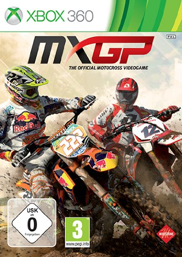 MXGP: The Official Motocross Videogame (Motorrad Xbox 360 Spiel)
