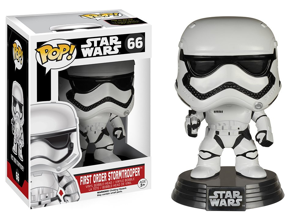 Funko Pop Stormtrooper Primera Orden (Star Wars 66) Funko Pop Star Wars