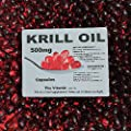 """Superba RED KRILL OIL 500mg 120 Capsules """"The Vitamin"""" FREE P&P (L) from The Vitamin"""
