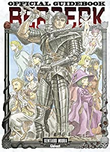 Berserk - Official Guide Book Edition simple One-shot