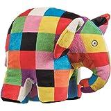 Juguete Suave Elmer Rainbow Diseño EL1441
