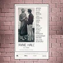 Poster Cinema Originale Io E Annie - Woody Allen - 70X100