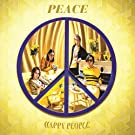 Peace - Happy People [Japan CD] SICP-4410