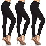 THE BLAZZE1601 Leggings for Women Combo Pack of 3