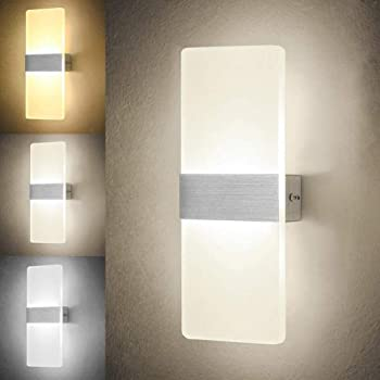 Sparksor Led Wall Lamp 10w Led Wall Lamp Modern Warm White