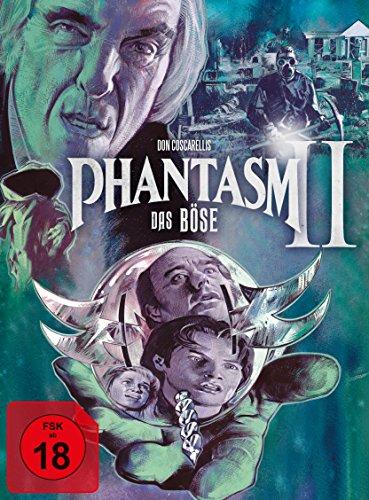 Phantasm II - Das Böse - Mediabook/Version A (+ DVD) (+ Bonus-DVD) [Blu-ray]