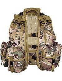 Highlander Tactical Cadet Assault Vest MultiCam