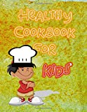 My Recipes Journal: Healthy Cookbook For Kids (Blank Cookbooks Journal)
