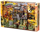 Lanard The Corps Battlefield Bunker Play Set with Light and Sound