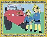Ravensburger 27772 - Feuermann Feuerwehrmann Sam - Malen nach Zahlen Junior hergestellt von Ravensburger Spieleverlag