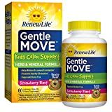 Gentle Move - Kids Colon Support Strawberry Blast 60 chews
