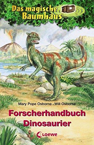 Preisvergleich Produktbild Das magische Baumhaus – Forscherhandbuch Dinosaurier