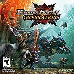 Monster Hunter Generations Nintendo 3DS