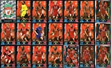 MATCH ATTAX 2018/19 LIVERPOOL - FULL 21 CARD TEAM SET including ALL 3 LIVERPOOL MAN OF THE MATCH CARDS