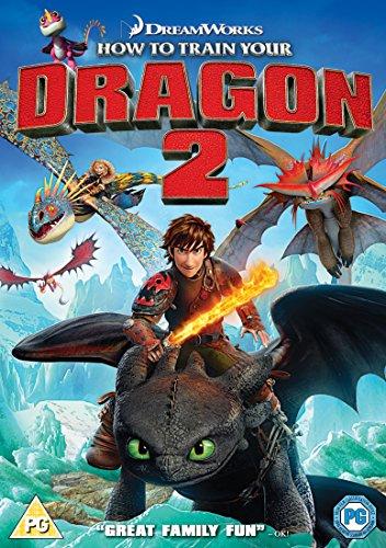 How To Train Your Dragon 2 [Edizione: Regno Unito] [Reino Unido] [DVD]