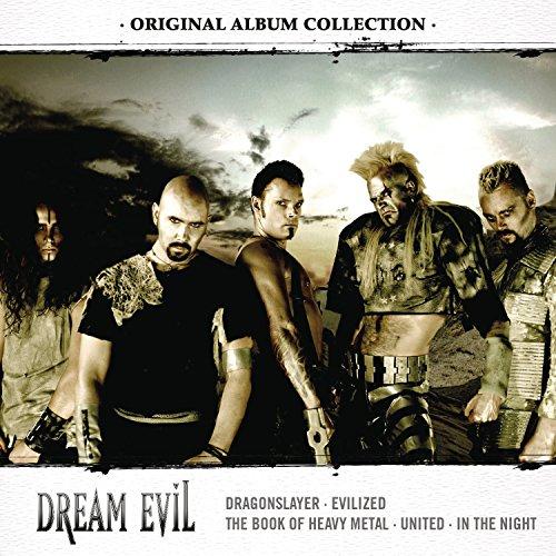 Dream Evil: Original Album Collection: Discovering Dream Evil (Ltd. 5CD Edition) (Audio CD)