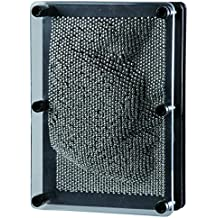 22x15x4cm Incutex 3D Nagelbrett XXL Fingerabdruck Nadel Malerei Skulptur Pin Art Nagelbild Nagelspiel Pinpressions