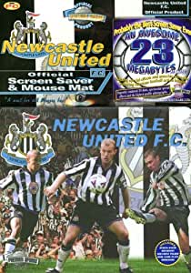 Newcastle United Screen Saver & Mouse Mat