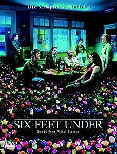 Six Feet Under - Gestorben wird immer, Die komplette dritte Staffel (5 DVDs)