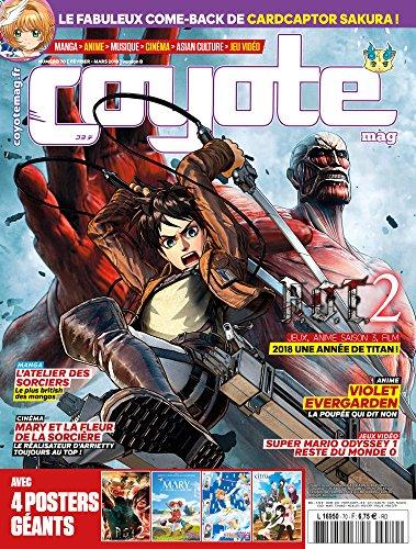Coyote Mag n70