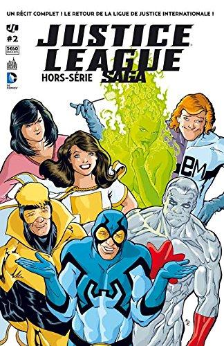 Justice League Saga Hs 02