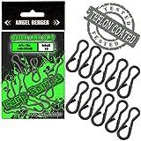 Angel Berger Carp Series Quick Link Clip Karabiner Verbinder