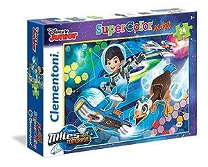 Clementoni - Maxi Puzzle de 24 Piezas Miles from Tomorrowland (24052)