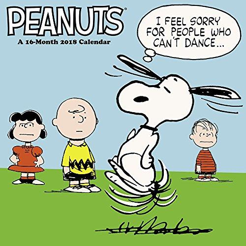 2018 Peanuts Wall Calendar (Mead)