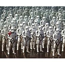 Star Wars Episode VII Set de 5 Mini Pósteres Stormtrooper Army 40 x 50 cm (5)