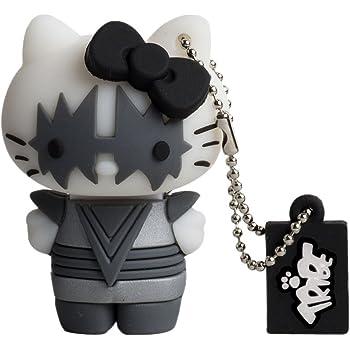 Tribe Hello Kitty KISS Pendrive Figure 8 GB Funny USB