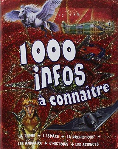 1000 infos à connaître