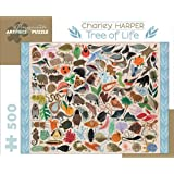 Charley Harper - Tree of Life: 500 Piece Puzzle