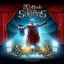 20....Al Mundo De Los Sueños   2cd+Dvd