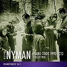 Nyman: Piano Trios 1992-2010 by Fidelio Trio