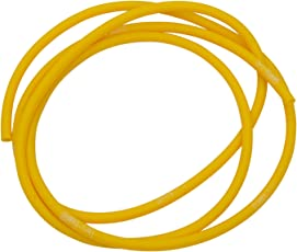 TheraBand Professional Latex Resistance Tubing 6 Foot, Yellow