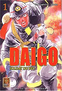 Daigo : Soldat du Feu Edition simple Tome 1