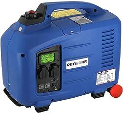 DENQBAR 2,8 kW Inverter Stromerzeuger Notstromaggregat Stromaggregat Digitaler Generator benzinbetrieben DQ2800