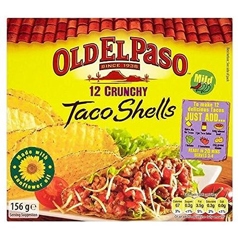 Old El Paso Crunchy Taco Shells (12)