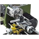 Proxxon 24062 roterande enhet, för användning med FD 150/E, PD 250/E, PD 400 och äldre svarvar, basplatta 67 mm x 50 mm x 55