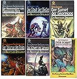 Abenteuer Spiel Bücher als Fantasy Rollenspiel Bücher